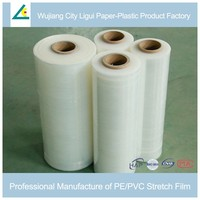 Hand stretch PE protective film for stainless steel sheet