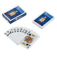 Top fashion excellent quality full printing gambling paper poker