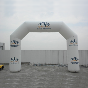 "16'4"" (5 m) Long Start Inflatable Arches"