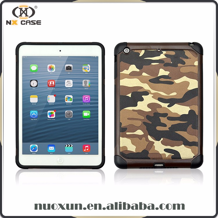 Nxcase quality mobile accessories sublimation for ipad blank case