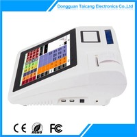 Design best-selling 12 inch touch pos restaurant management system