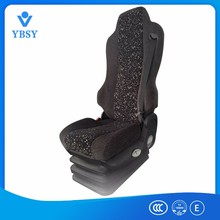 white volvo doosan pvc truck driver seat for protecting gum