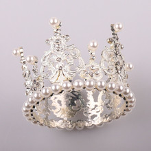 Party Decorations supplies Cakes Accessories little pearl Crown