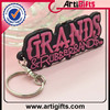 Fashion promotion fashion soft pvc key cover