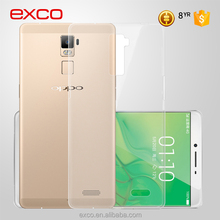 EXCO Washable Full cover TPU design custom latest mobile phone skin cover for OPPO R7 plus