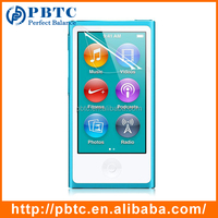 Screen Protector For iPod Nano 7 , Wholesale Tempered Glass Screen Protector
