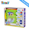 2015 New product story cloth books Early childhood educational toys Safe non-toxic Accepted OEM
