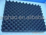 Decorative sound outdoor wall acoustic absorbing foam dampening isolation foam panel