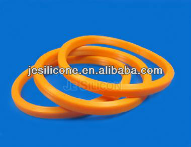 flat silicone rubber o ring ,Silicone sealing O rings for LUNCH BOX silicone o ring manufacturer