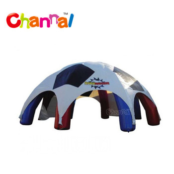 Commercial inflatable igloo tent inflatable tent for rental