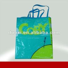 Hot Selling PP laminate non woven shopping bag for walmart
