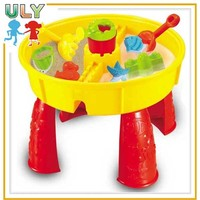 2 in 1 sand water table play toys children sandpit play set toy hot selling sand water table