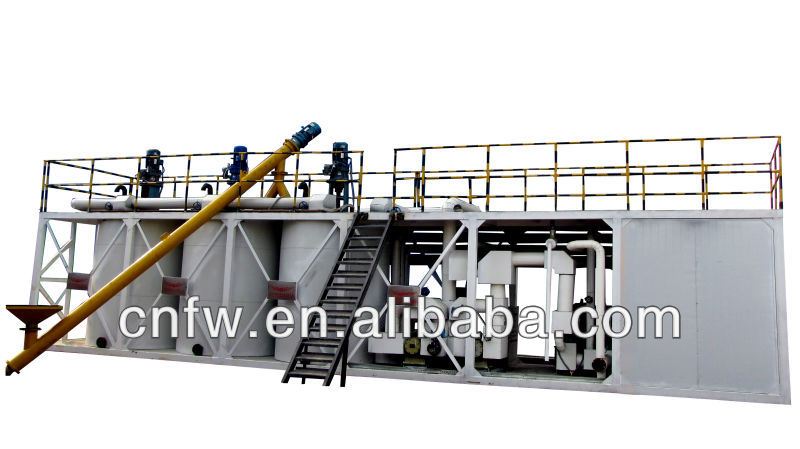 Made in China/Roadphalt RPT series of multi-functional modified asphalt equipment