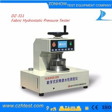 High quality Fabric water Hydrostatic Pressure Tester