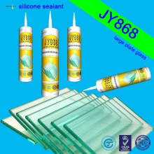 warehouse building material glue adhesive silicone sealant glass cement uv nail gel gum for glass