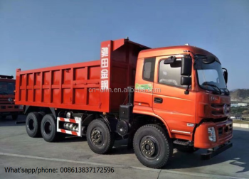 Ray May Dongfeng 290HP 8x4 6.8m dumper truck EQ3318GF2