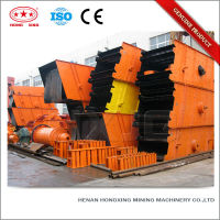 Circular type metal powder ore testing equipment vibrating screen