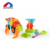 most popular 8 pcs set colorful plastic summer outdoor sand beach toys for kids