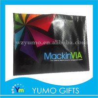 black laminated clothes non woven plastic bag packaging