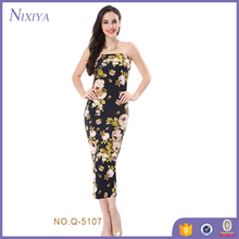2018 New Ladies Dress Bangkok Dress Wholesale Women Dress