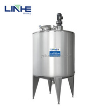 Food Cosmetic Chemical Mixing Machine in Stainless Steel with Agitator