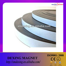 Flexible Magnetic Strip/magnetic tape with adhesive