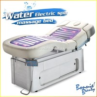 BN-A202 Luxury electric dry thermal water spa massage bed