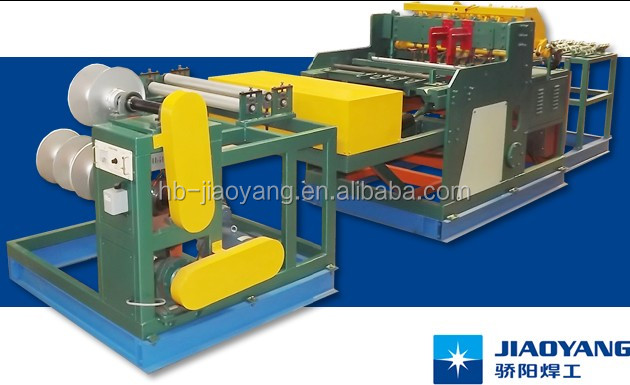 Plastic brick force wire mesh welding panel machine machinery in stock