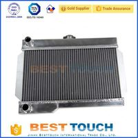 EVO VIII CT9A 4G63T 2.0L L4 TURBO 2003-2005 aluminum quality engine radiator for MITSUBISHI GSR