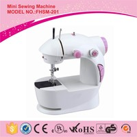 Fashionable FHSM-201 Fanghua Branded Mini Toy Sewing Machine for Children