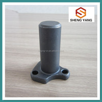 CNC steel machining precision macinery parts,drilling parts