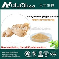 Japan and USA supplier dry ginger powdered
