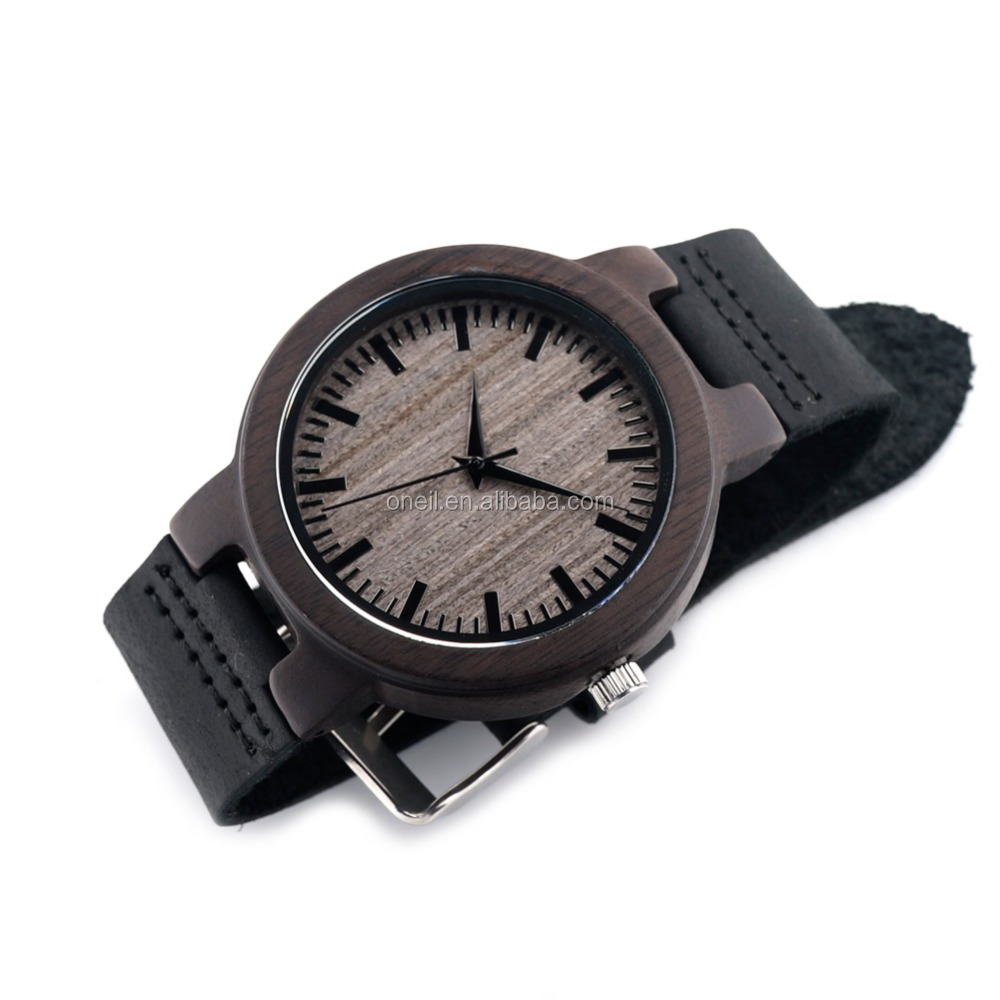 New Custom Wooden Watch China Suppliers For Around The World Mens Watches
