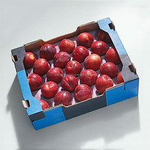 Small carton dry apple pie fruit packaging box
