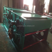 cotton linter delinting cleaning machine
