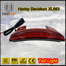 Motorcycle LED Tail Light brake light fit for XL883L XL883N Iron XL1200V original replacement