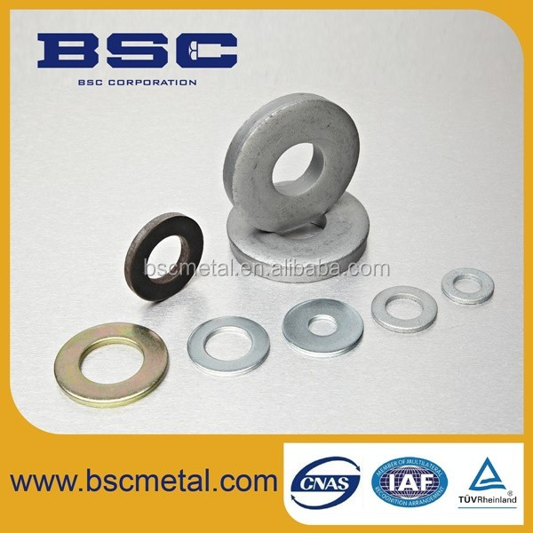 Factory Supply Flat washers in Good Quality and Price