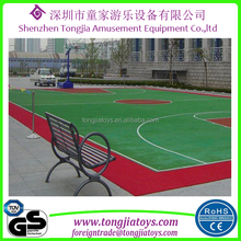 indoor or outdoor rubber basketball courts surfacing with colored EPDM Granules epdm material with cheap price