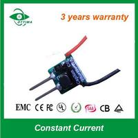 constant current 300mA mr16 led driver 12v input with pin