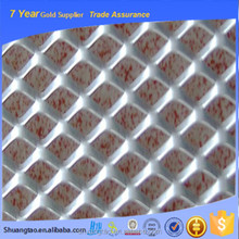 Guangzhou factory price Alibaba Galvanized expanded metal wire mesh, galvanized gutter guards screen