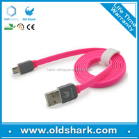 Micro USB Cable Mobile Phone Charging Cable 100CM 2.0 Data sync Charger Cable for Samsung galaxy i9500 S4 Android Phones