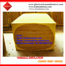 Polyurethane Sealing Side Rock Wool insulation