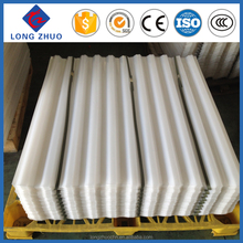 white color, PVC material lamella clarifier for water treatment