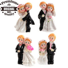 polyresin wedding gift bride and groom figurine