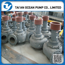 Small sand pump for river sand slurry dredging