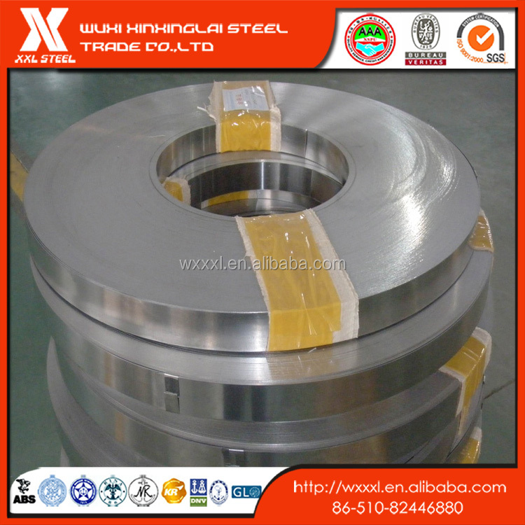 5J11 thermal bimetal slip/strip for heating manufactory