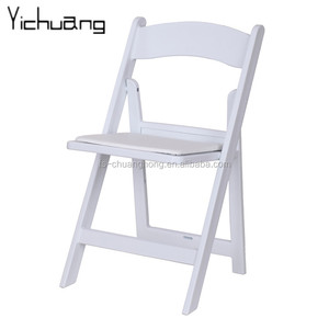 plastic folding chair / general used home furniture / outdoor cheap lightweight plastic chair for event YC-A01-04