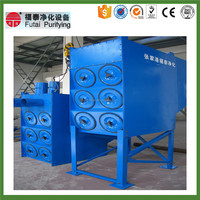 Industrial Air Dust Control System Dust Collector Equipment
