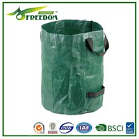 garden lawn leaf collector bag
