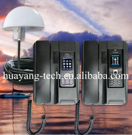 Fixed Docking Unit for Thuraya satellite phones